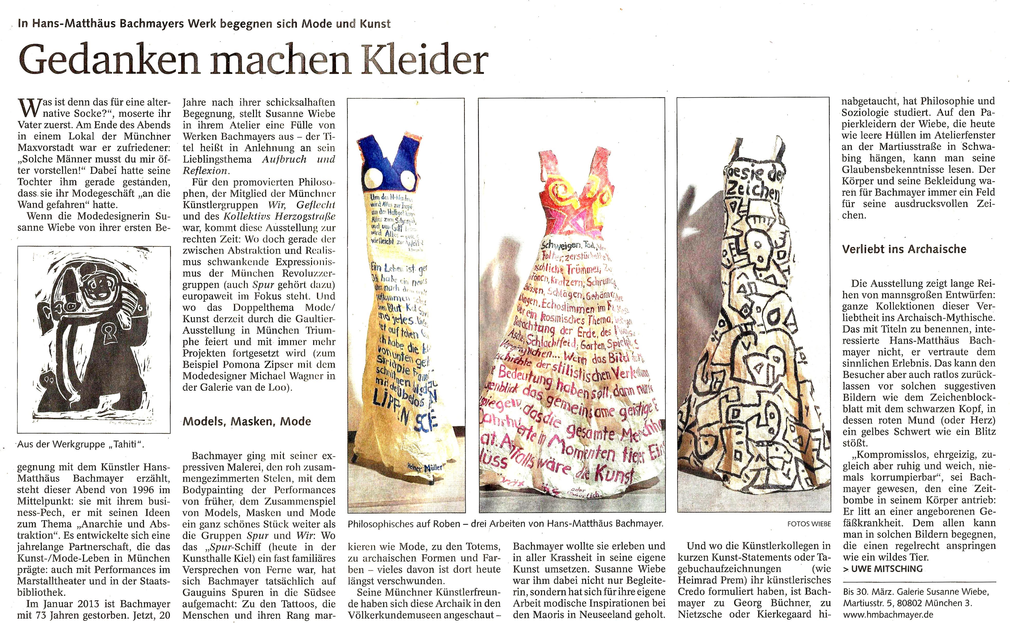 Bayerische Staatszeitung 22.01.2016